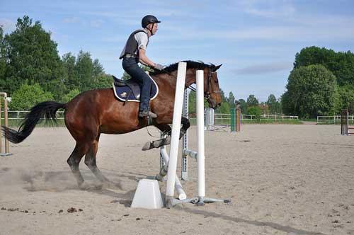 Virpa & jag hoppar