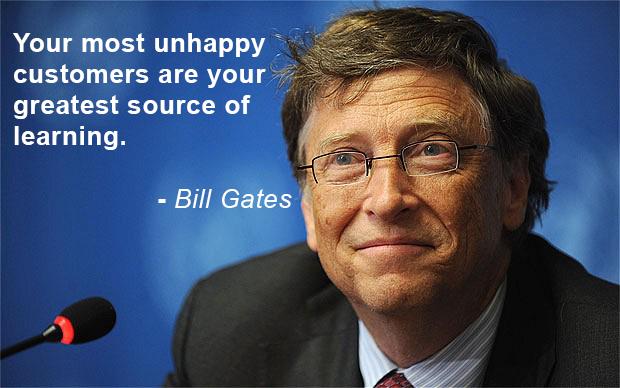 Lär av Bill gates